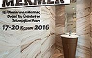 İstanbul Mermer Fuarı 2016